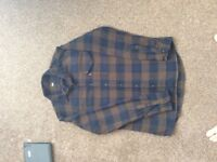 Men's Levi's flannel shirt size M