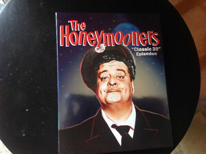"Honeymooners ""Classic 39 Episodes""- Blu ray"