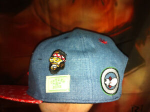Cayler and sons hat new snapback cheech & Chong 420 canada