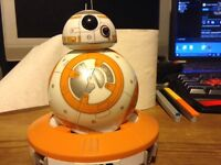 Star Wars Sphere BB8 app enabled toy