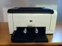HP LaserJet Pro (CP1025NW) Wireless Colour Printer with Airprint