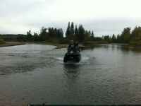 1997 Polaris Magnum 425 6x6 in good shape well maintained