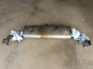 BMW X5 Exhaust - Virtually NEW!