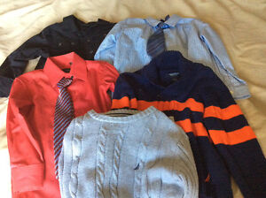 All kind of boys 4T clothes from smoke free home