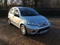Citroen C3 1.4i Desire 5 DOOR HATCHBACK ONE OWNER
