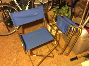 Like new camping chairs
