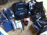 Lots of avon products worth over $170 Take everything for $45!!