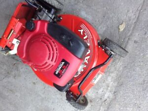 commercial lawnmower