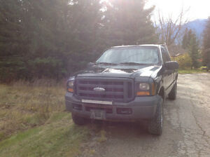 2006 Ford F-250 Pickup Truck Prince George British Columbia image 5