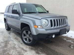 2015 Jeep Patriot- FUNCTIONAL LOW KM 4X4 SUV