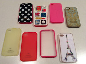 Collection of Cases for iPhone 4s