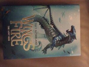 Wings of Fire books 1 & 2 by Tui T. Sutherland London Ontario image 2