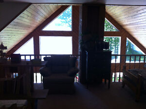 Exchange my Lakefront cottage on Lake Simcoe for a house in Tor