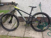 Saracen Mantra Pro 2016 mountain bike