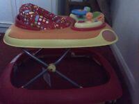 Baby walker new £15