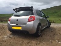Renaultsport 197 RS Clio not 182/172/200 not r32, GTI, wrx, evo, m3, type R, VRS