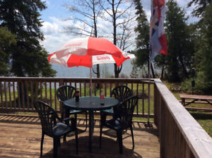 Cottage on Remi Lake Island for sale