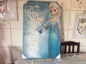 Frozen large picture