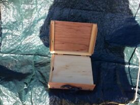 Small artist's pochade box