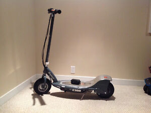 Razor E300 Electric Scooter with Charger