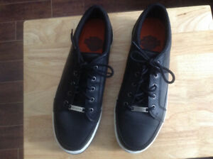 Harley-Davidson leather shoes sz 12m