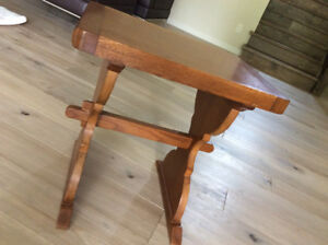Handy Antique Side Table