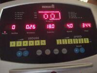 Treadmill bremshey