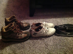 3 PAIRS OF SHOES for boy - Size 7 Kitchener / Waterloo Kitchener Area image 2