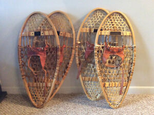 Snow Shoes  Like New $100. set