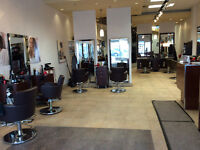 Room rental in a beauty salon