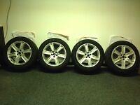 "Land Rover Range Rover Evoque / Freelander 2 19"" Alloy Wheels and Tyres"