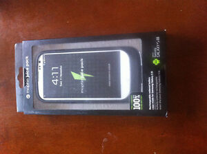 Samsung galaxy s 3 phone case & charger