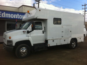 2003 GMC C6500 14FT UTILITY MOBILE SERVICE VAN