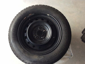Nissan Juke 4 Winter tires Kitchener / Waterloo Kitchener Area image 2