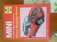 Haynes manual mini