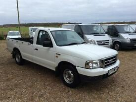 FORD RANGER-4x2-2.5TD-**LOW MILEAGE**