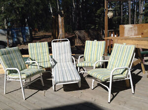 Lawn and Lounge Chairs and Cushions