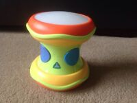 Early Learning Centre Light & Sounds Drum