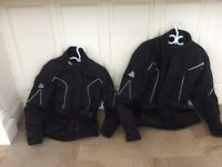 Bike jackets - his and hers