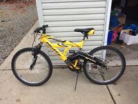Really nice mountain bike