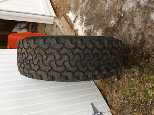 LT 285/65R18 10ply (4 tires)