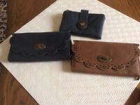 Three purses