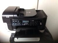 HP office jet 6500 wireless printer and scanner