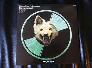 Steppenwolf – Sixteen Great Performances Lp vinyl record Kingston Kingston Area image 1
