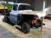 1959 Chevrolet Pickup, project