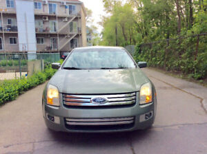 2009 Ford Fusion SEL automatique AWD toit ouvrant