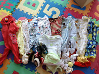 Boy Clothes 0-3 M 12$ Also have up to size 6 Months All 30$