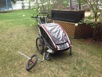 Chariot CX2 Double Stroller
