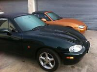 Mazda MX-5 Wanted