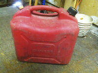 Used Gas Can